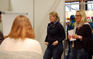 Workshop Stoffmesse – Schnittdesign