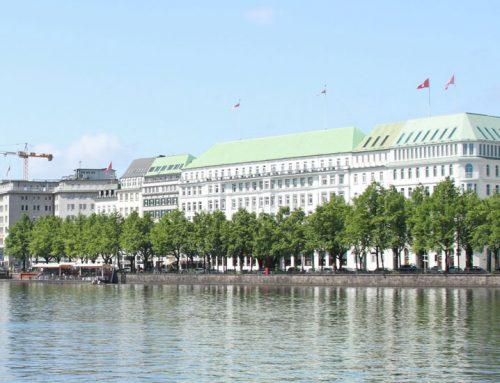 Nähurlaub 2019 – Eine Nähreise in der Hansestadt Hamburg.