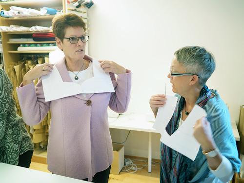 Schnittdesign & Nähschule Hamburg
